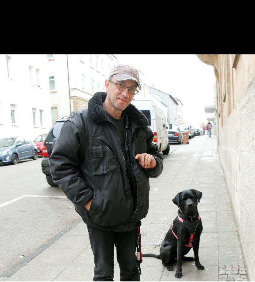 Erst Hund, dann Bier: An erster Stelle steht Chayenne